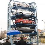 Парковки в Сочи вместо приостановленных проектов