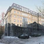 Группой компаний «Пионер» построен жилой комплекс бизнес-класса на Арсенальной набережной Санкт-Петербурга