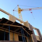 Ввод жилья за кв. м. на Кубани вырос до 284,4 тыс. в январе, что составляет более чем 50%