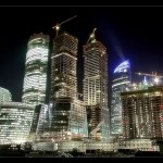 """В """"Москва-Сити"""" возобновится строительство трех высотных проектов"""