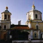 Храм Преображения Господня в Москве будет вновь воссоздан в скором времени