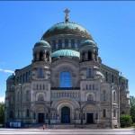 К концу 2013 года будет возобновлен морской собор в Кронштадте